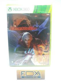 Xbox Jogo Devil May Cry 4
