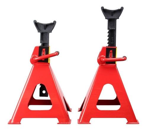 Imagen 1 de 9 de Torres Para Autos 6 Ton Mikels Estructura Acero Troquelado