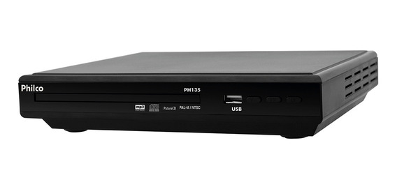 Dvd Player Ph135 Entrada Usb Philco Bivolt
