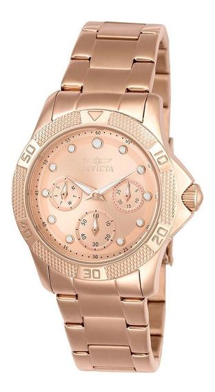 Relógio Invicta Angel Rose Gold 21765