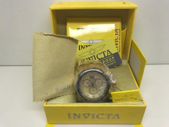 Relógio Invicta Venom Original Caixa Manual Ótimo Estado