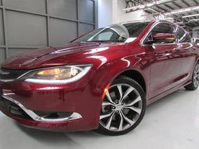 Chrysler 200 2016 200c L4/2.0 Aut