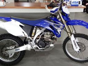 Moto Yamaha Wr 450 F 2009 Delisio Motos