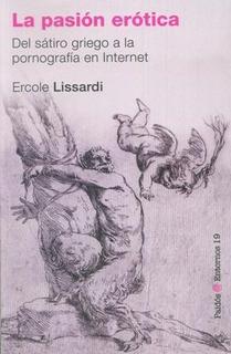 La Pasion Erotica - Lissardi Ercole (libro)