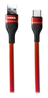 Cable Usb C Carga Rapida Para Samsung A20 A30 A50 A70 A80 S8