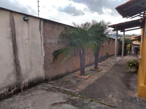 Casa Geminada Com 2 Quartos Para Comprar No Darcy Vargas Em Contagem/mg - 1485