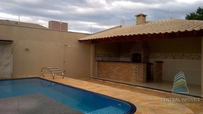 Casa Com 3 Dorms, Jardim Alvorada, Três Lagoas - R$ 340.000,00, 158m² - Codigo: 3304 - V3304