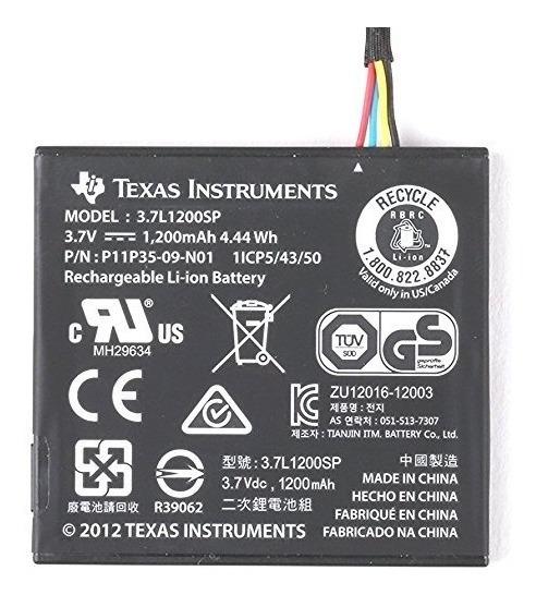 Batería Recargable Para Ti Nspire / Ti Nspire Cas, Cx, Cx Ca