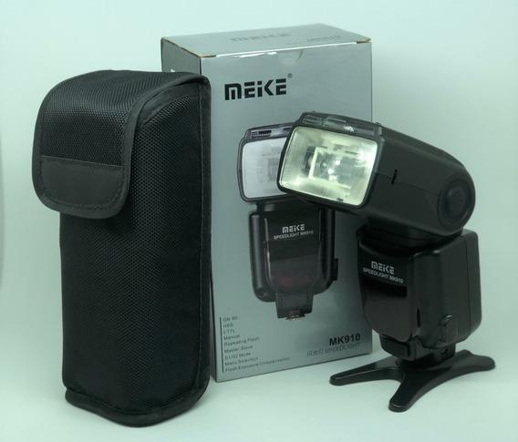 Meike Mk910 Flash Speedlight Para Nikon