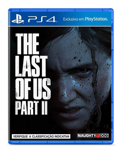 The Last Of Us Part 2 Ps4 Midia Fisica Pronta Entrega Pt-br