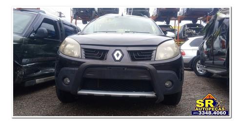 Sucata Renault Sandero Stepway Hi-flex 1.6 8v 5p