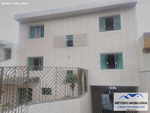 Apartamento Sem Condomínio Para Venda Em Santo André, Vila Helena, 3 Dormitórios, 1 Suíte, 2 Banheiros, 2 Vagas - 11928_1-755524