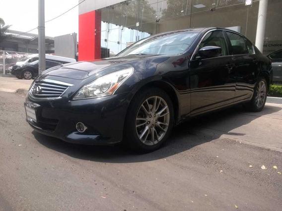 G37 Sedan Premium 2012 Buenas Condiciones