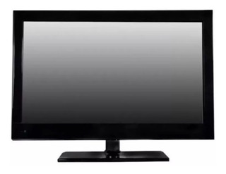 Televisor Led Monitor 18.5 12 Volt Hdmi Usb Ideal Para Viajar Camiones Camionetas