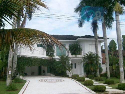 Imagem 1 de 24 de Casa À Venda, Condomínio Jardim Acapulco - Guarujá. - Ca0455