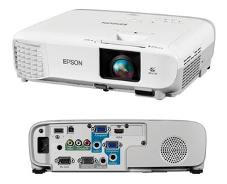 Video Proyrctor Epson S39 - 3300 Lumens Model: H854a