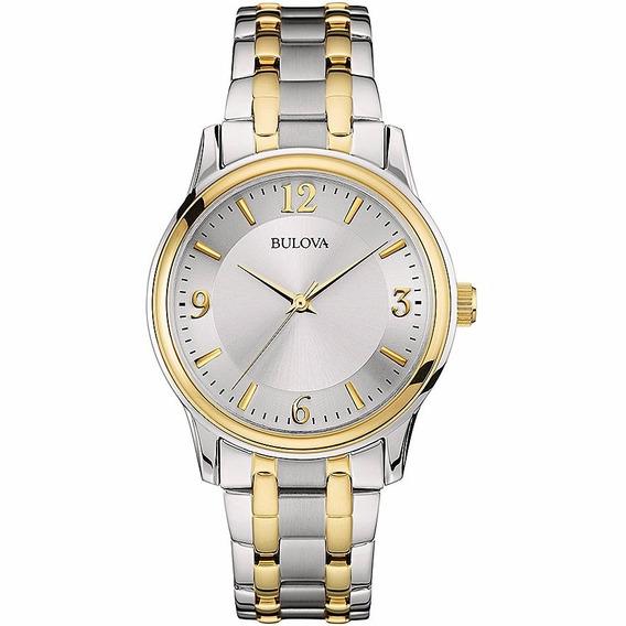 Reloj Bulova Corporate 98a150 De Hombre Envío Gratis E-watch