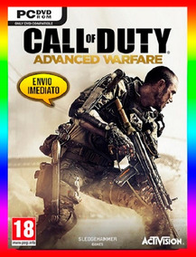 Call Of Duty Advanced Warfare Pc - Steam Key (envio Já)