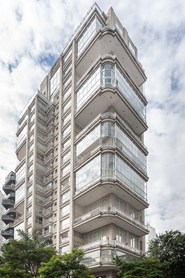 Apartamento Mobiliado Vogue Moema 4 Suítes 5 Vagas E Deposito - Ap00128 - 34740417