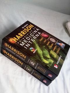 ¡remate! Libro De Medicina Interna Harrison Edición 18