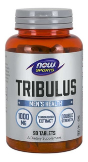 Tribulus Terrestris 1000mg 90tbs Now Sports Promoção!