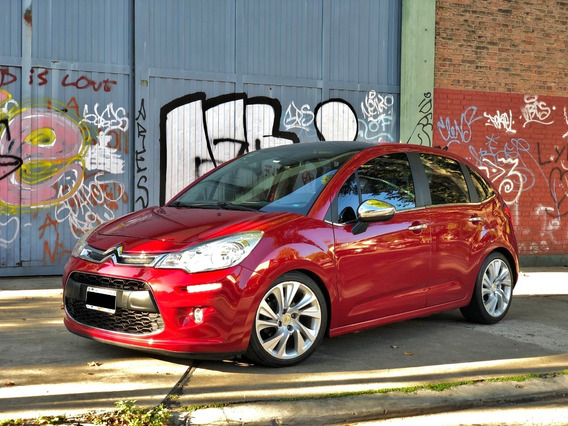Citroen C3 - Exclusive - 1.6 16v - Permuto/financio