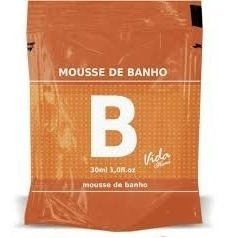 Mousse De Banho - 50 Saches De 30ml