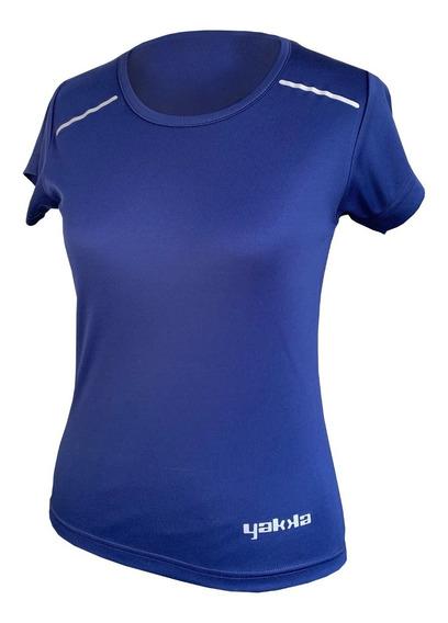 Remera Deportiva Mujer Yakka M20 Running Crossfit