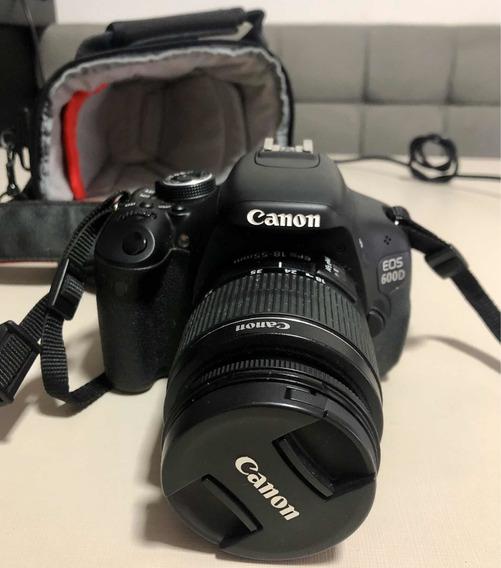 Camera Canon T3i 600d