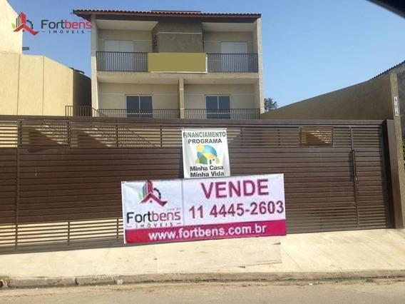 Casa Com 2 Dormitórios À Venda, 80 M² Por R$ 220.000,00 - Estância Lago Azul - Franco Da Rocha/sp - Ca0377