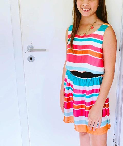Vestido Pioppa Niña
