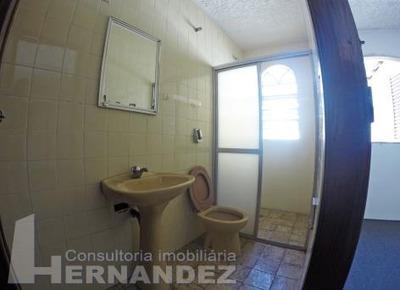 Casa Comercial Para Locacao. - Loc125