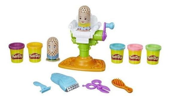 Massa De Modelar Barbearia Divertida Play Doh Hasbro - E293