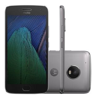 Motorola Moto G5 Plus Tv Xt1683 32gb 2gb Ram Cinza Vitrine 2