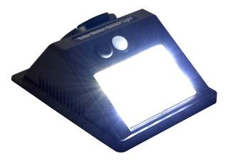 Lampara Energía Solar Leds Sensor De Movimiento Interior Exterior /e