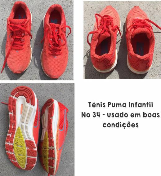 Tênis Infantil Puma