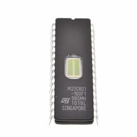 3 Peças Eprom M27c801 Repro Super Nintendo Etc