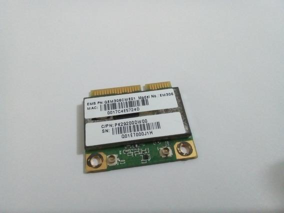 Placa Wireless Em306