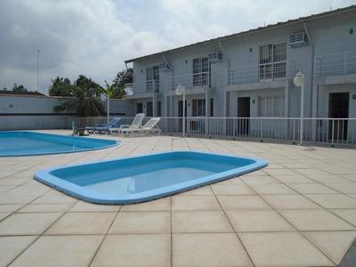 Sobrado Na Praia Com 2 Dormitórios À Venda, 80 M² Por R$ 215.000 - Balneário Riviera - Matinhos/pr - So0449