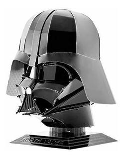 Fascinaciones Metal Earth Star Wars Darth Vader Casco 3d Mod
