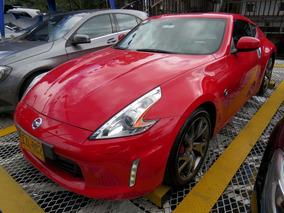 Nissan 370z 2016 Rojo