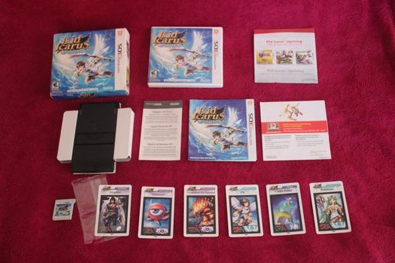 Linda Kid Icarus Uprising 100% Completo Nintendo 3ds Usa