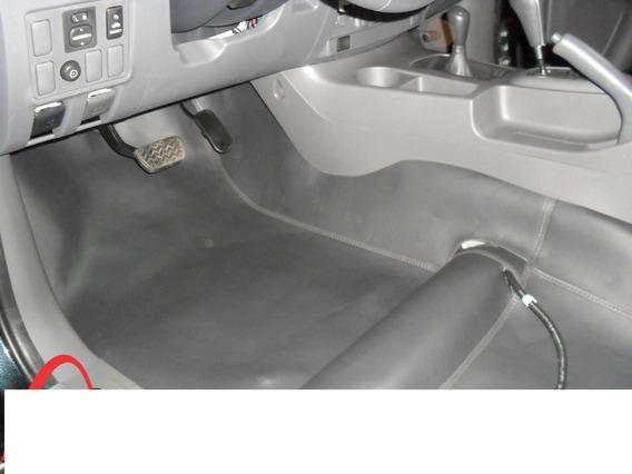 Carpete Protetor De Assoalho Automotivo Fosco