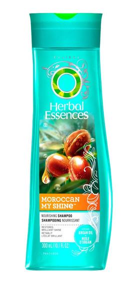Shampoo Herbal Essences Moroccan 300ml Marca Herbal Essences
