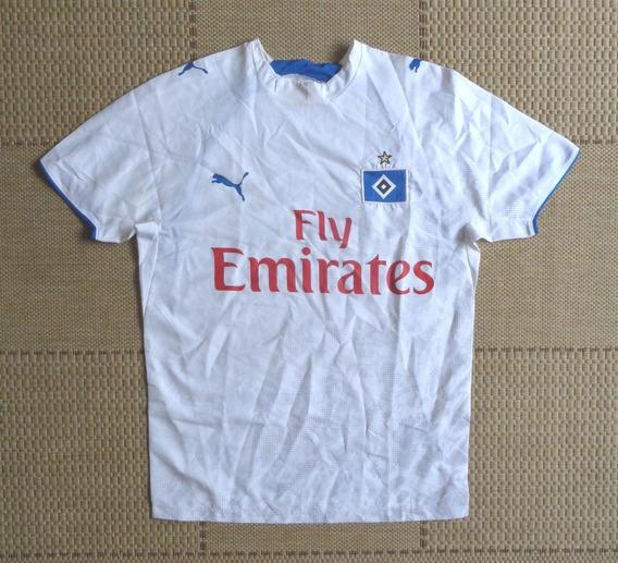 Camisa Original Hamburgo 2006/2007 Home
