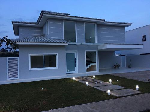Casa Com 3 Dormitórios À Venda, 420 M² Por R$ 2.400.000,00 - Alphaville Granja Viana - Carapicuíba/sp - Ca4571