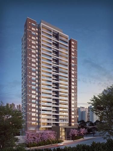 Apartamento Residencial Para Venda, Perdizes, São Paulo - Ap7119. - Ap7119-inc