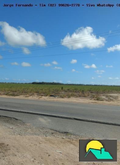 Área Para Venda Em Barra De São Miguel - Ar-0033