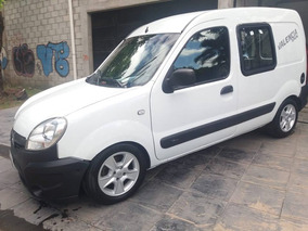 Renault Kangoo 2 1.6 16v Nafta/gnc Único Dueño