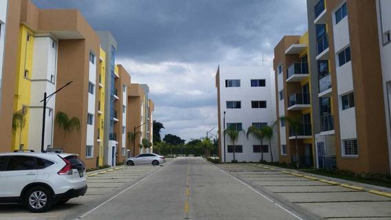 Apartamento Nuevo De 2 Hab En Gurabo Santiago Wpa164